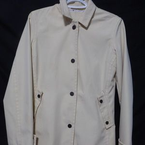 Tommy Hilfiger, small, trench coat, snap button